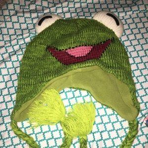 DISNEY KERMIT HAT